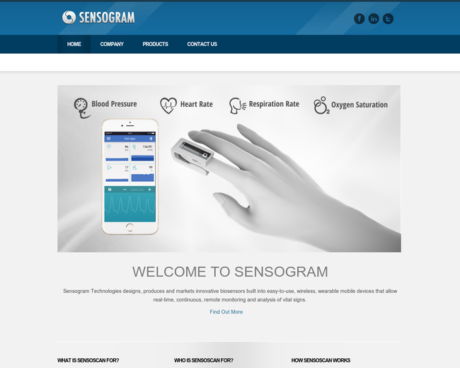 Sensogram Technologies