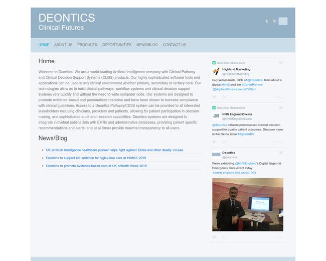 Deontics