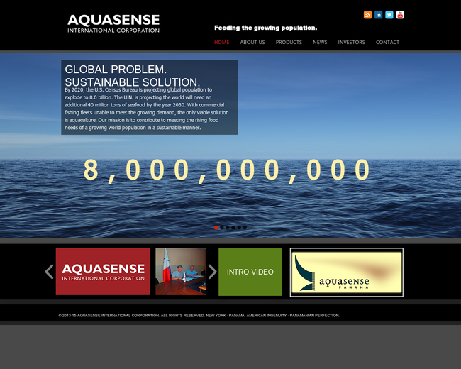 AQUASENSE INTERNATIONAL