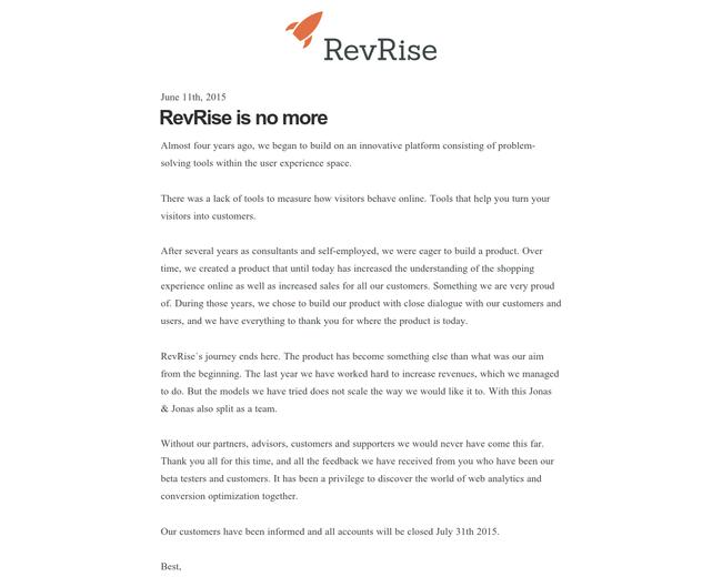 RevRise