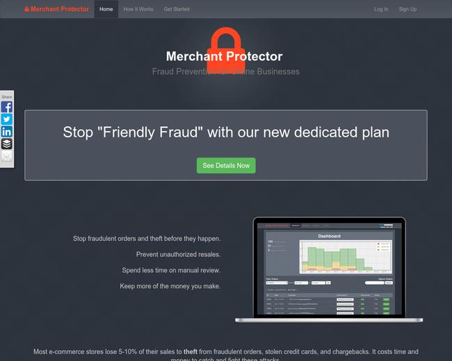Merchant Protector