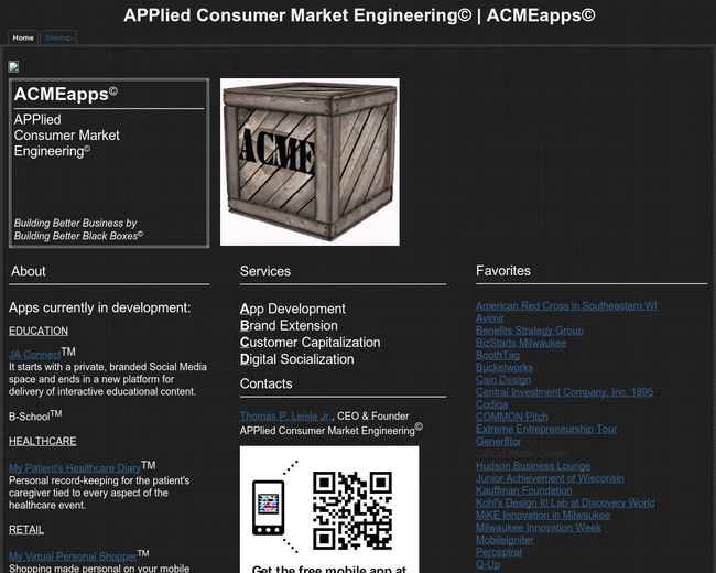 APPlied Consumer Market Engineering