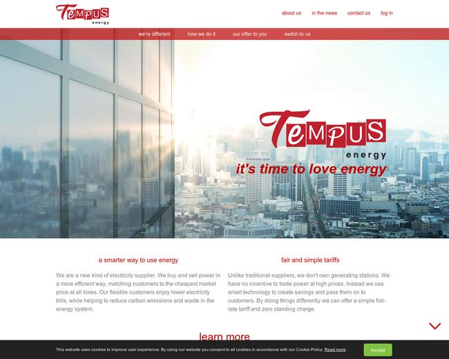 Tempus Energy