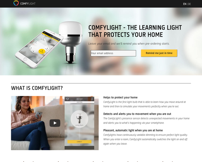 ComfyLight AG (i.c.)