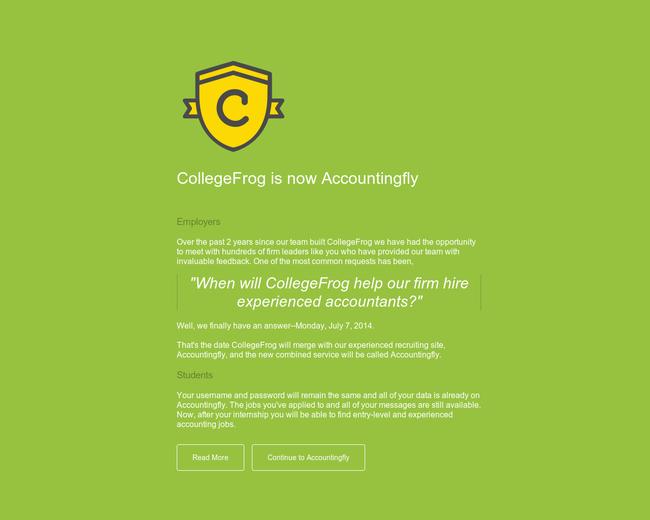 CollegeFrog