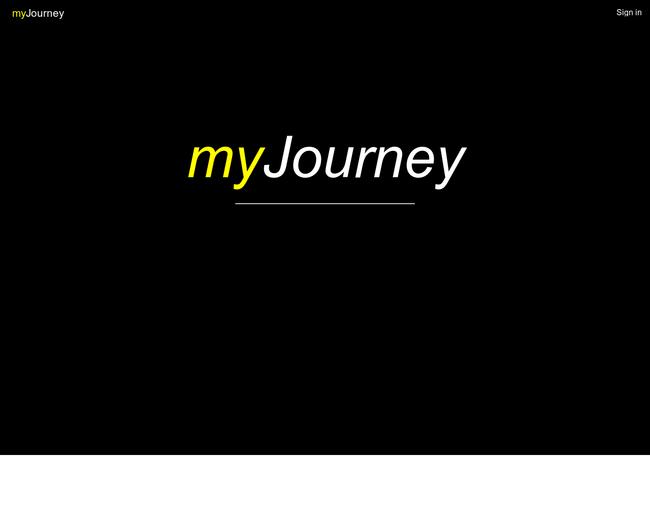 myJourney