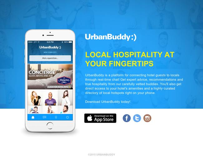 UrbanBuddy