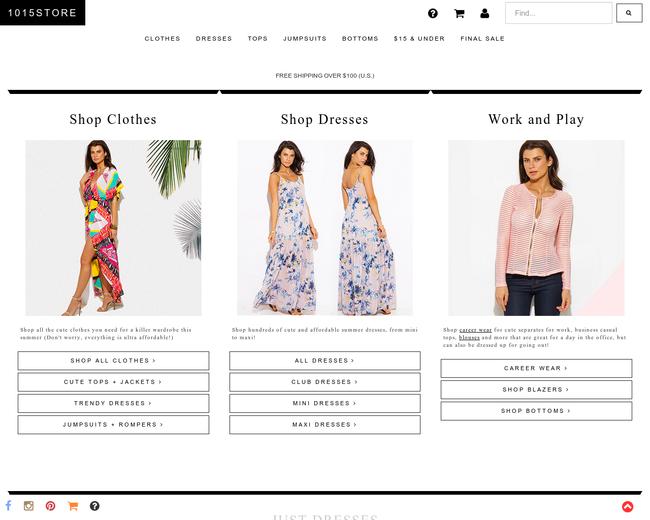 clubwear21.com