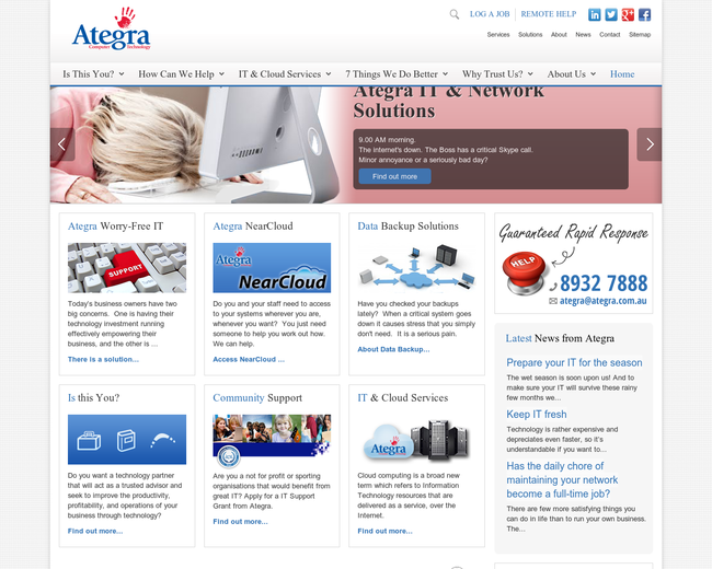Ategra Computer Technology