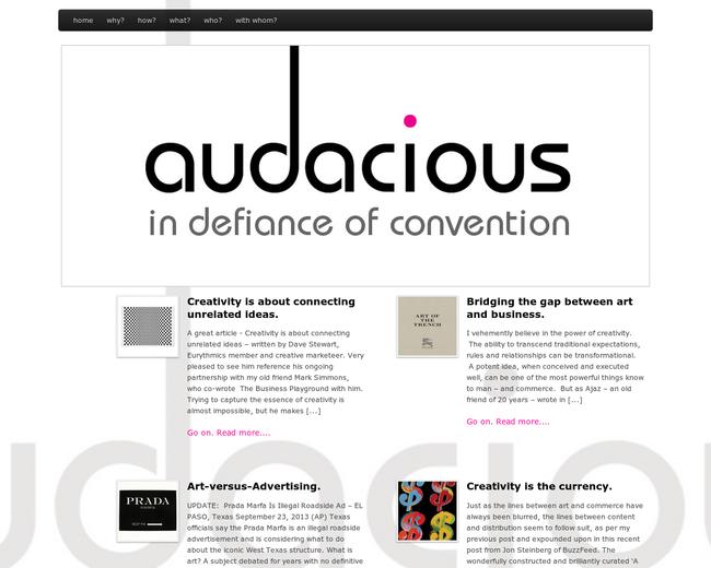 Audacious