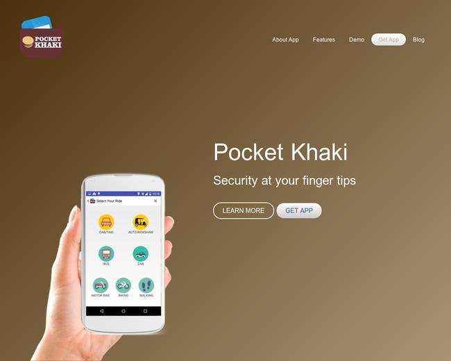 Pocket Khaki
