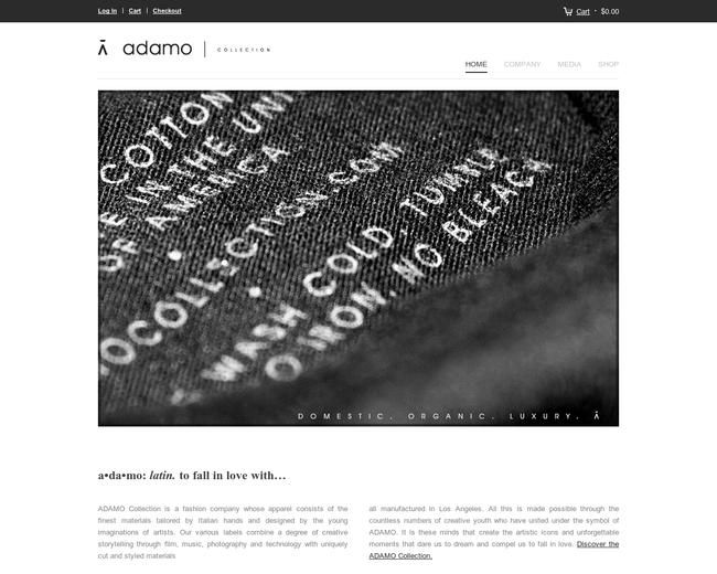 ADAMO Collection