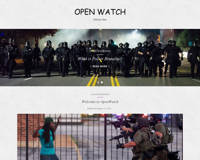 OpenWatch