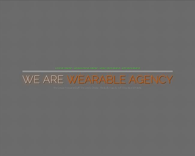 Wearable Agency