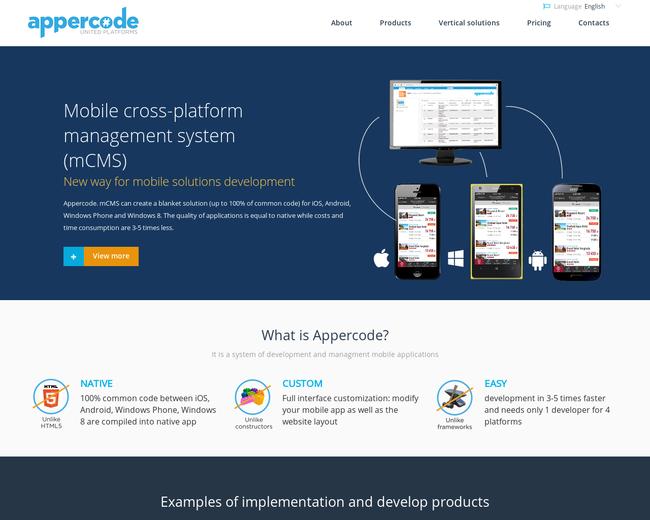 Appercode