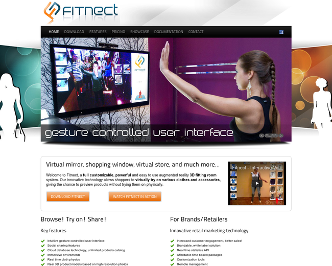 Fitnect - Virtual Fitting Room