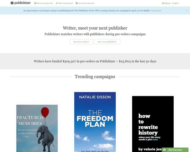 Publishizer