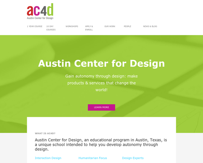 Austin Center for Design