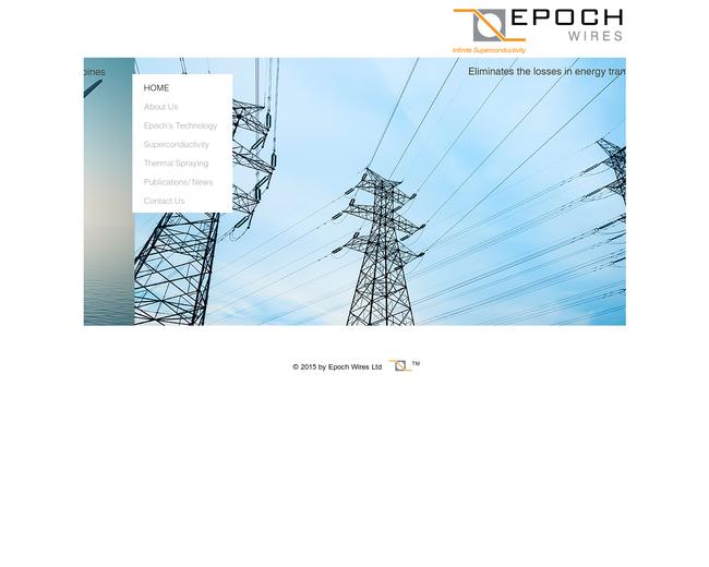 Epoch Wires