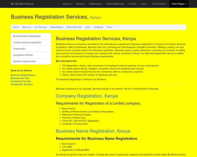 Biz Brokers Kenya