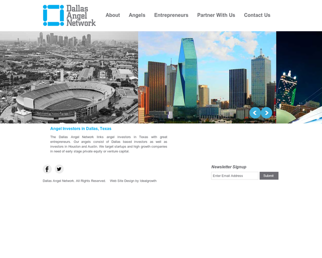 The Dallas Angel Network