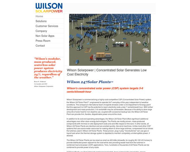 Wilson Solarpower