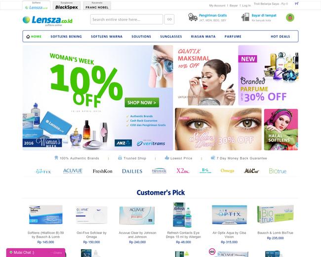 Lensza Indonesia