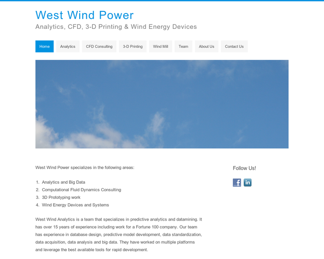 West Wind Power