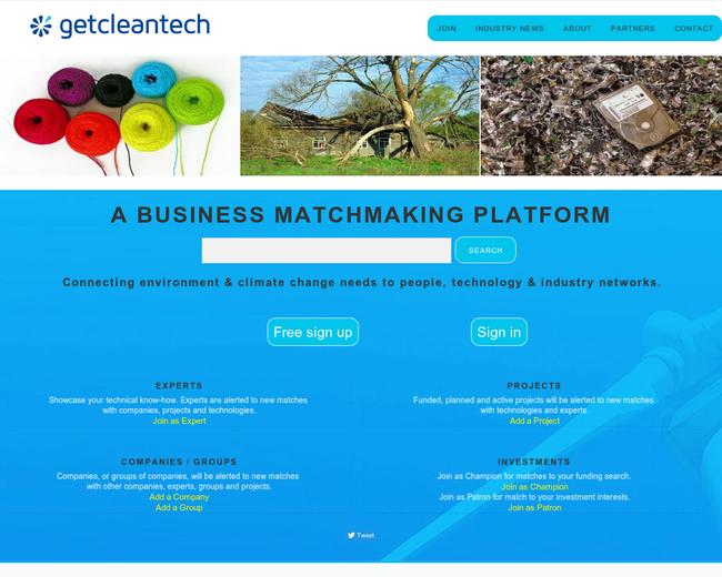 Getcleantech.com