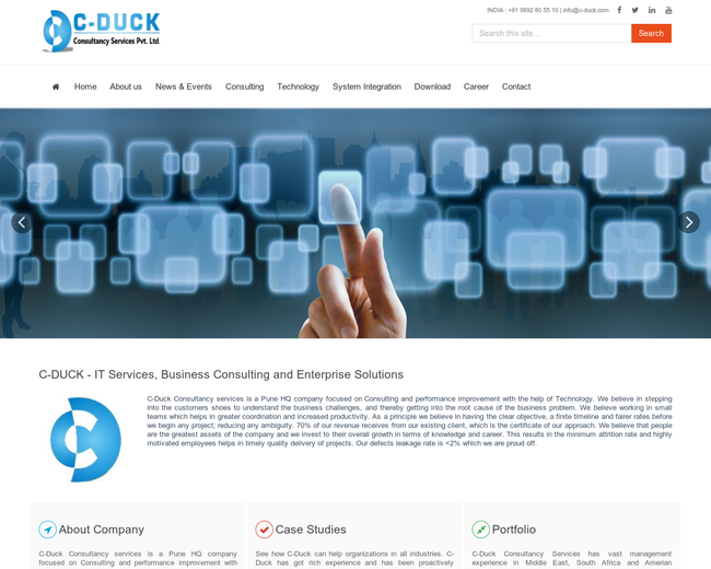 C-DUCK CONSULTANCY SERVICES