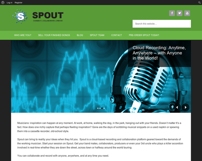 Spout Software