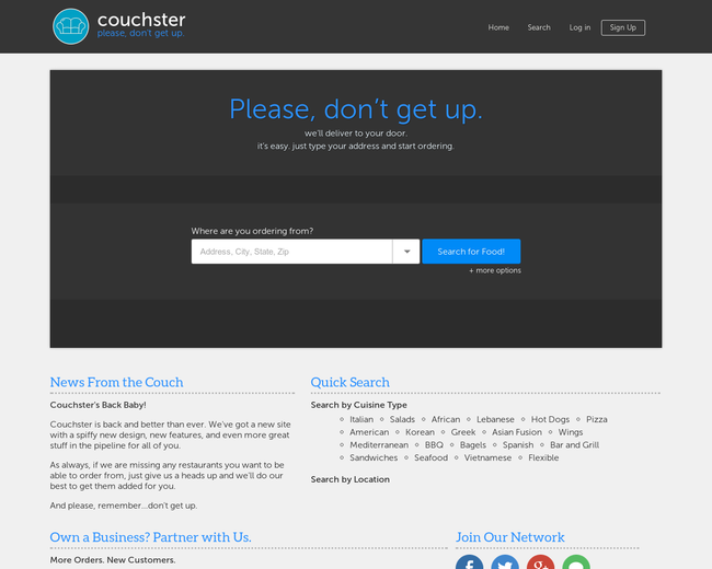 Couchster