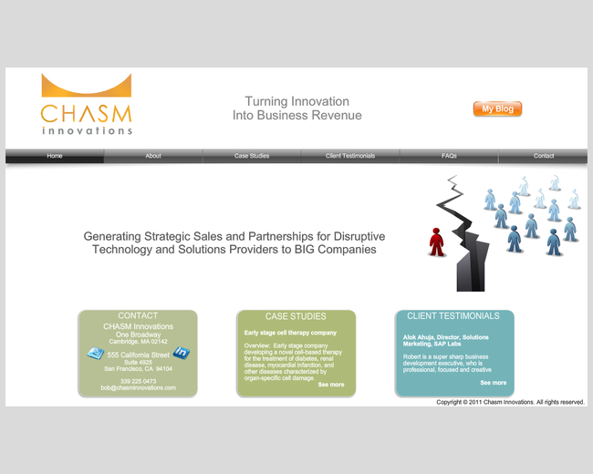 Chasm Innovations