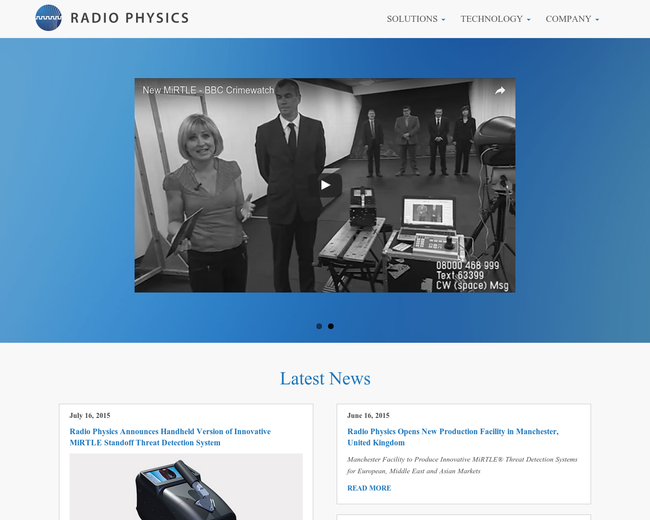 Radio Physics Solutions