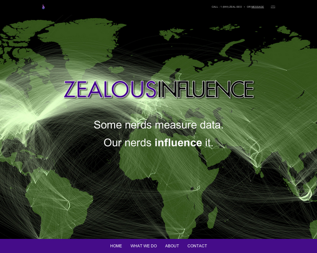 Zealous Influence