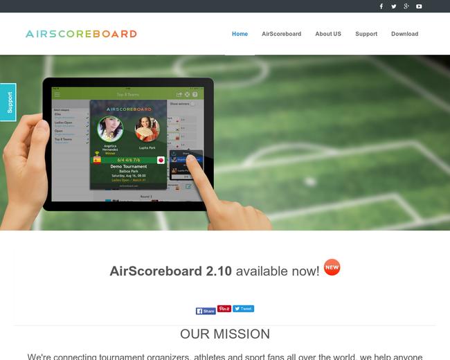 AirScoreboard