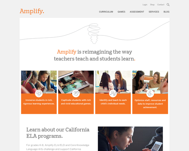 Amplify Education