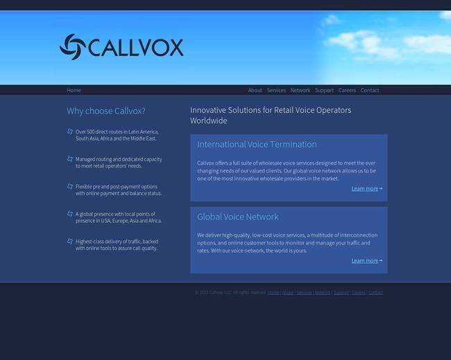 Callvox