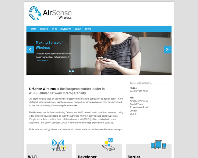 Airsense Wireless