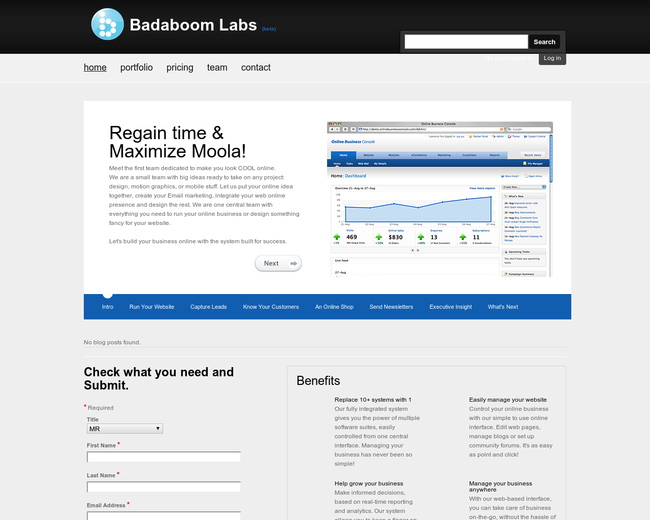 Badaboom Labs