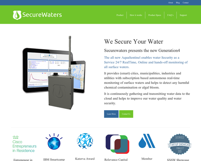 SecureWaters