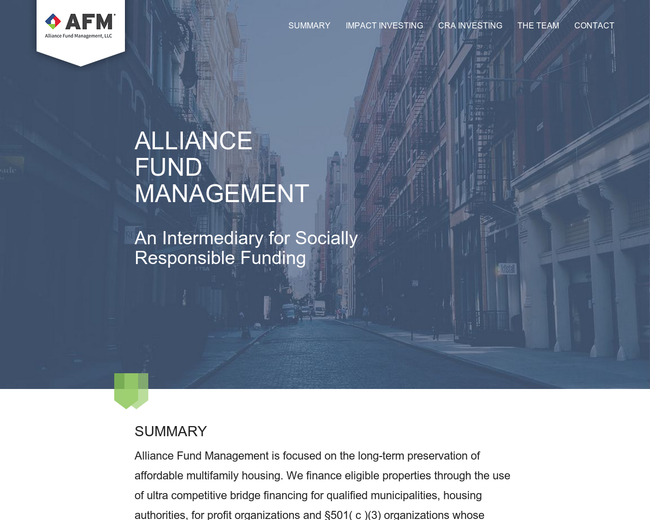 Alliance Fund Management