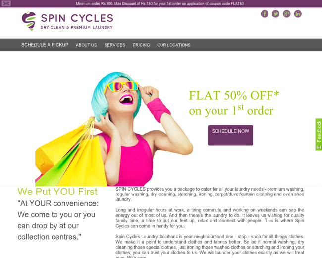 Spincycles.in