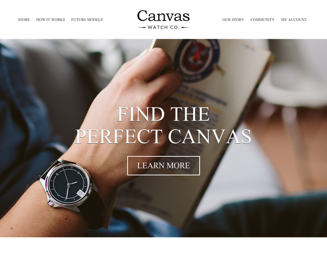 Canvas Watch Company