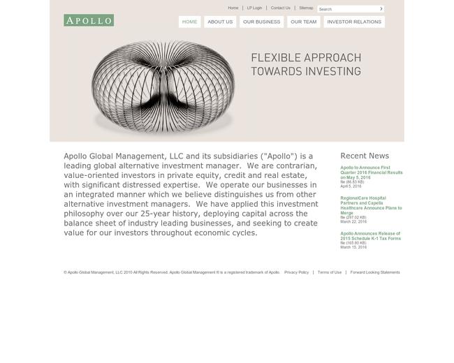 Apollo Global Management