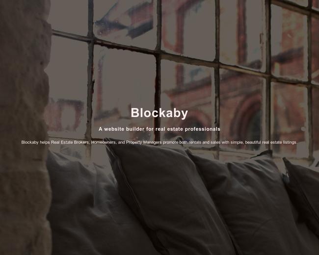 Blockaby