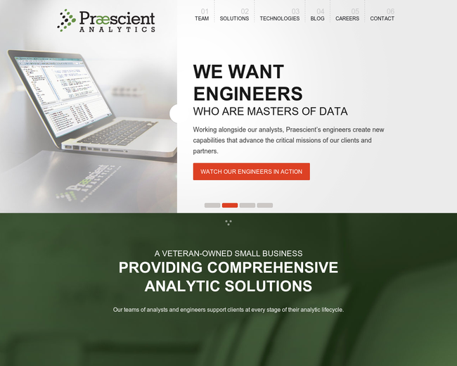Praescient Analytics