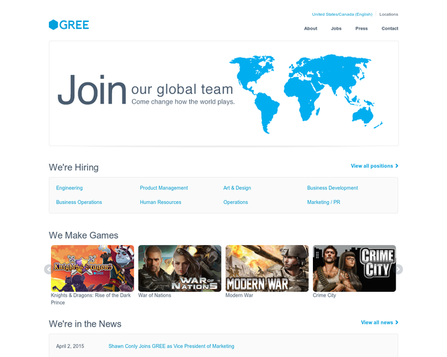 GREE International