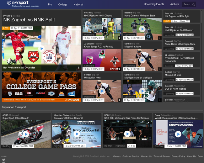 EverSport Media