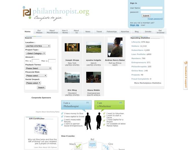 philanthropist.org